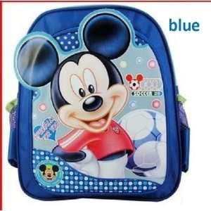 Toddler Kindergarten Disney Mickey Mouse School Bag Backpack