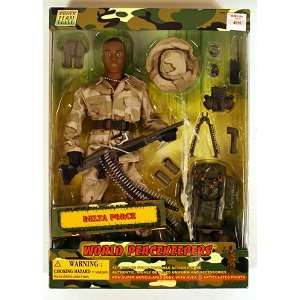 World Peacekeepers Delta Force 12 Figure: Toys & Games