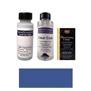 2 Oz. Monte Carlo Blue Metallic Paint Bottle Kit for 2013
