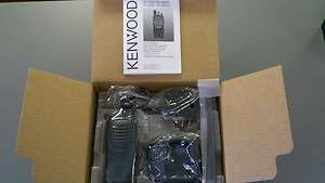 NEW KENWOOD TK 2302V   VHF PORTABLE RADIO   16 CHANNEL 5 WATTS