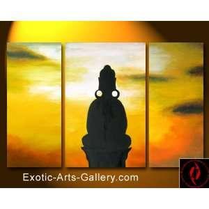 Buddhist Painting Chinese Feng Shui Buddha Painting 85