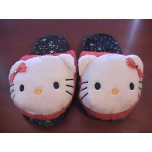 Princess Hello Kitty Plush Slippers 5 9