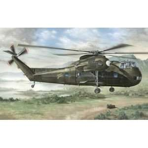 SPECIAL HOBBY   1/72 CH37B Mojave US Army Helicopter (w