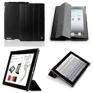 Apple iPad 2 Smart Cover Case Folio Stand   Snap lock® Technology