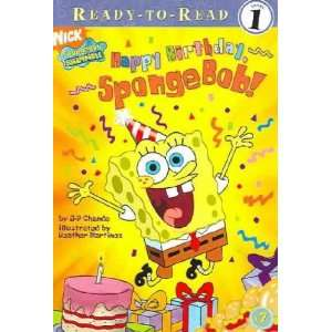 Birthday, SpongeBob! (Spongebob Squarepants Ready to Read): Books