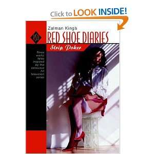 Red Shoe Diaries Strip Poker Stacey Donovan, Elise DHaene Books