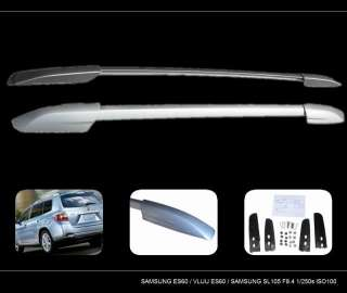 08+Toyota Highlander OE Style Roof Rack Side Rails Bars