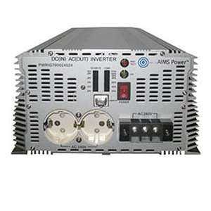 7000 Watt Industrial Grade Modified Sine Wave Power Inverter, 24 Volt