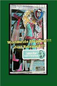 Monster High ~ Lagoona Blue ~ Fashion Pack ~ NEW RELEASE ~ VHTF