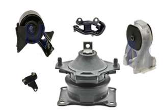 05 06 Honda Odyssey 3.5L Engine Motor Mount Set