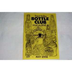Club Magazine    177   May 2002: Trent Valley Bottle Club: Books