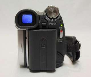 SONY Handycam DCR HC46 MiniDV Digital Video Camcorder w/Dock Tested