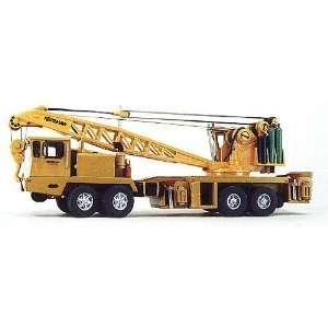 Custom Finishing HO Kershaw RCT 130 Mobile Wrecking Crane