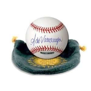 Fernando Valenzuela Autographed Baseball (UDA)