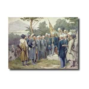 Caucasian Leader Shamil c17981871 Surrendering To Count