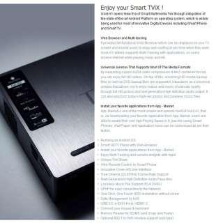 Xroid A1 Android OS USB 3.0 e SATA Network Media Player Case