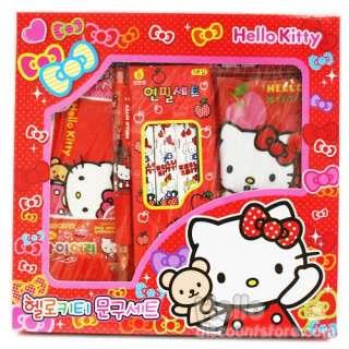 Sanrio Hello Kitty Stationary set  School supply