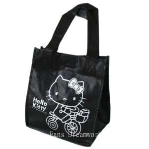 Sanrio Hello Kitty Tote Bag   Hello Kitty Handbag   Black