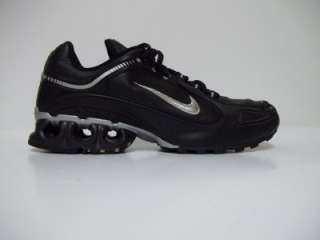 Nike impax Black & Silver 2005 free air max running shoes Mens Size 7