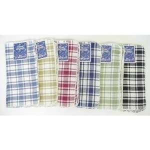 Pk. Assorted Cotton Waffle Weave   Dish Cloths Case Pack 144   401460