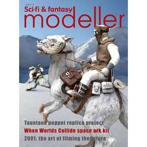 Sci Fi & Fantasy Modeller Vol.19 Book Electronics