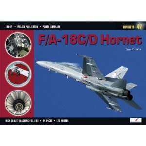 F/A 18C/D Hornet (Topshots) (9788360445754): Tom Zmuda