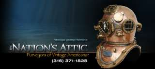 antique diving helmets display stands introducing our first custom