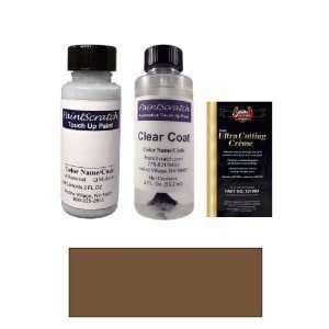 2 Oz. Savoy Brown Metallic Paint Bottle Kit for 1982 Honda