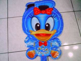 All Scene Mylar Balloon   Disney Daisy Duck