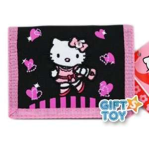 Sanrio Hello Kitty Pink Tri fold Wallet