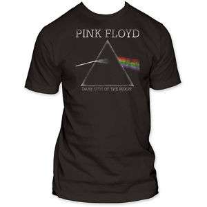 Pink Floyd Dark Side of the Moon Vintage T shirt Mens