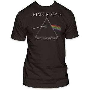 Pink Floyd Dark Side of the Moon Vintage T shirt Mens