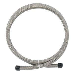 Mr. Gasket S44 Stainless Steel Braided Hose 4 Feet Uses