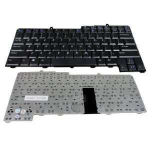 Laptop/Notebook Keyboard black US compatible with Dell