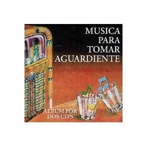 Musica Para Tomar Aguardiente (2cds) Varios Artistas