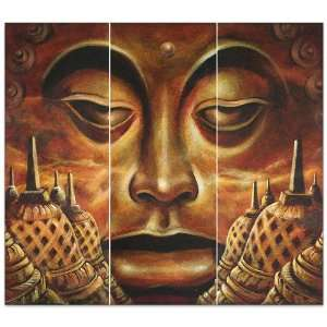 Borobudur Buddha~Bali Buddha Paintings~New Unique Art