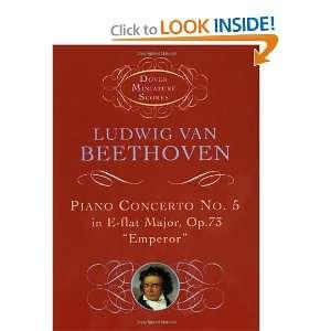 Scores) (9780486406367): Ludwig van Beethoven, Music Scores: Books
