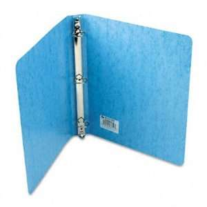 Recycled Presstex Round Ring Binder   1in Capacity, Light