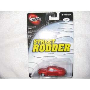 Hot Wheels Street Rodder   41 Ford Coupe   No 3/4 Toys