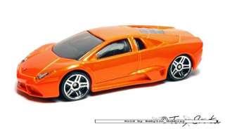 Hot Wheels   Lamborghini Reventon (by Mattel) R7496  