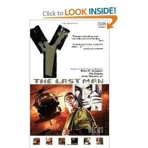 The Last Man, Vol. 2 Cycles [Paperback] Brian K. Vaughan Books