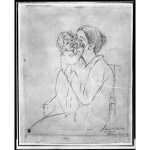 Hand Made Oil Reproduction   Mary Stevenson Cassatt   32 x