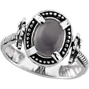 Religious Mens Womens Sterling Silver 925 Turn to the Cross Ring Size