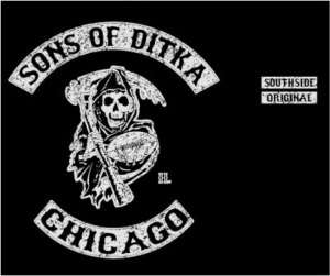 SONS OF DITKA Chicago Mike Bears T Shirt 5XL