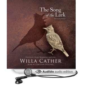 Lark (Audible Audio Edition) Willa Cather, Christine Williams Books