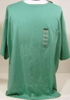 NWT~Men Pocket T Shirt~2XLT 3X 3XLT 4XL~B&T St.John Bay