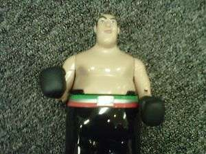 Original 1999 READY 2 RUMBLE BOXING Action Figure Italian Midway Toys