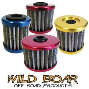 5 Long Lc8 Ktm Wild Boar Stainless Steel Oil Filter Automotive