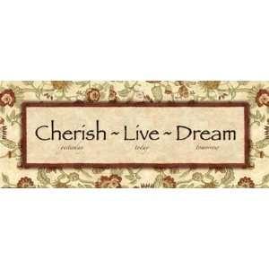 WTLB, Eduardian FloralCherish Live Dream by Debbie DeWitt