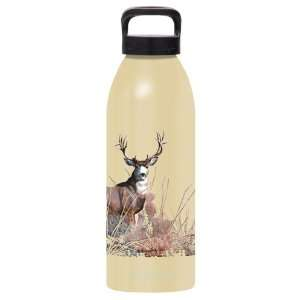 Liberty Deanna Lalley Buck Water Bottle (Land, 32 Ounce):